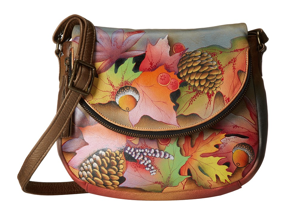 Anuschka Handbags - 547 (Fall Fiesta) Handbags