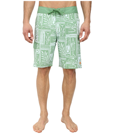 Quiksilver Waterman - Fish Hook Boardshort (Molokai) Men