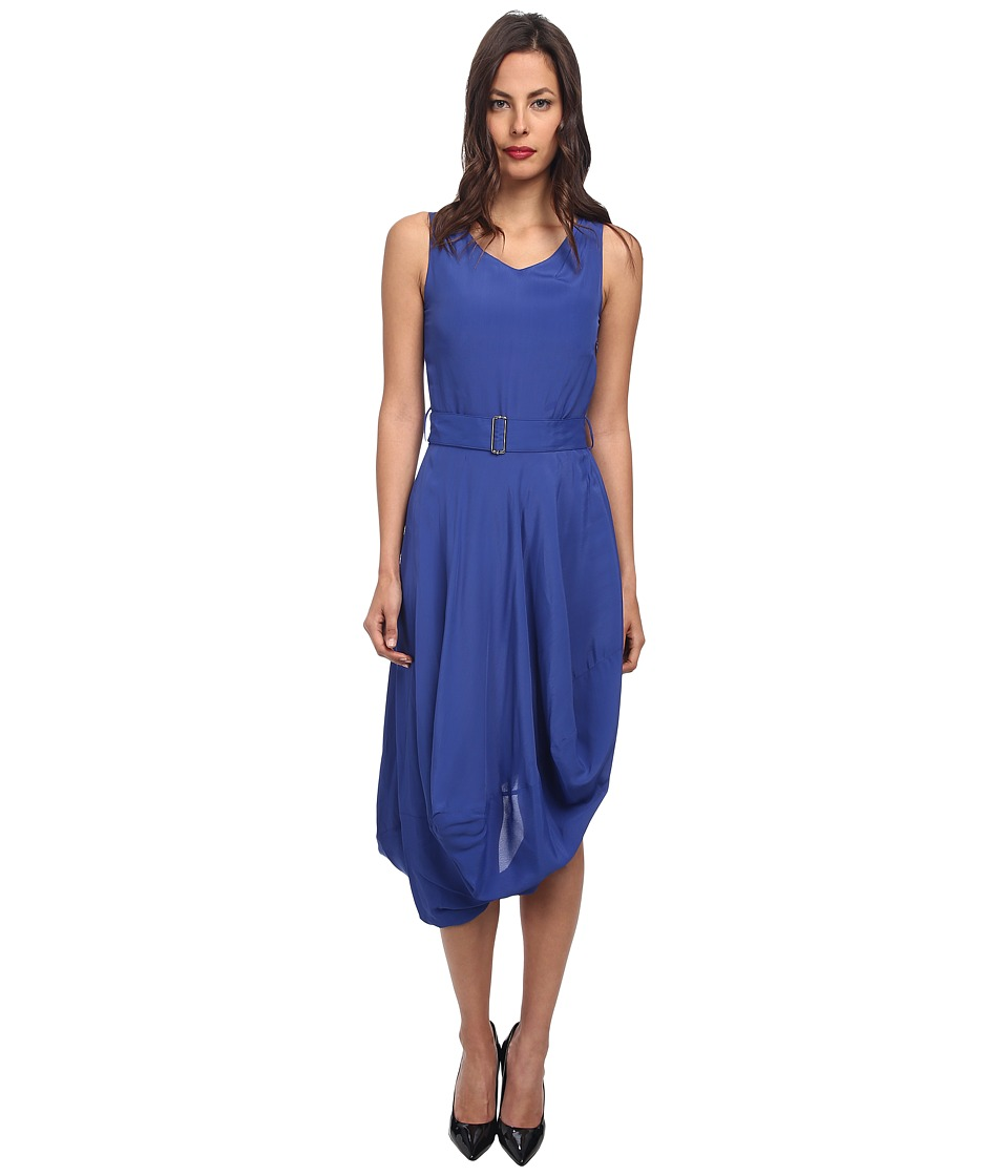 Vivienne Westwood Hunter Dress (Cobalt Blue) Women