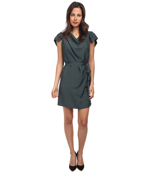 Vivienne Westwood Anglomania - Bay Dress (Forest Green) Women's Dress