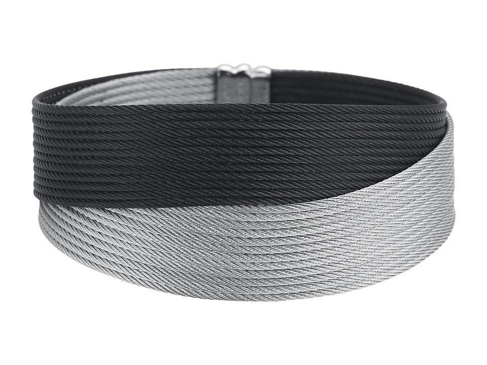ALOR - Bracelet - Noir - 04-54-0450-00 (Black/Grey) Bracelet