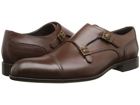 BOSS Black - Bromor (Medium Brown) Men's Slip on Shoes
