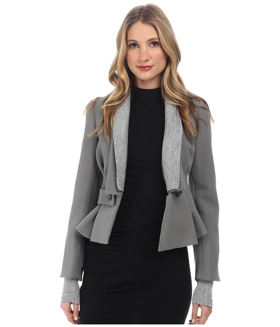 Vivienne Westwood Anglomania - Oceana Blazer (Grey) Women's Jacket