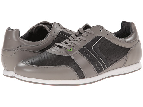 BOSS Green - Fast Utopia (Grey) Men's Shoes