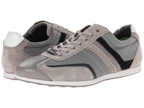 BOSS Green - Stremmo (Medium Grey) Men's Shoes