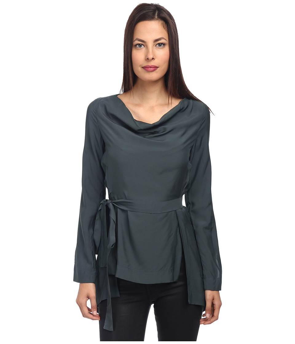 Vivienne Westwood Anglomania - Plato Tunic (Forest Green) Women's Blouse