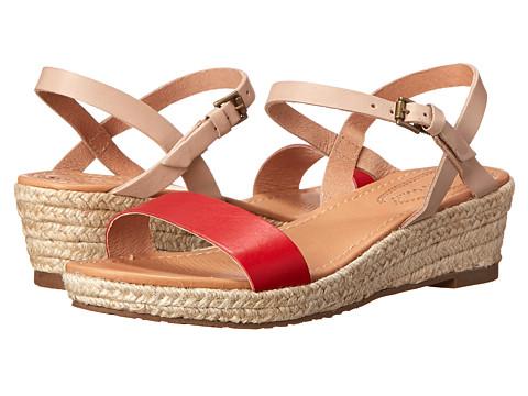 Corso Como - Cape (Red) Women's Sandals