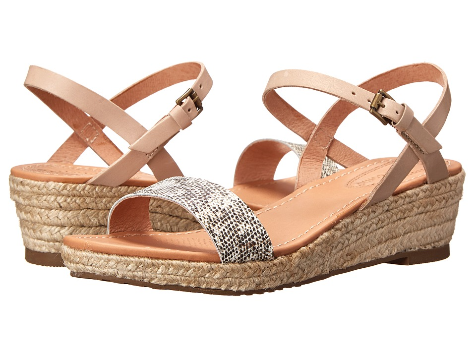 Corso Como - Cape (Natural Snake) Women's Sandals