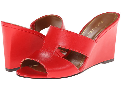 Enzo Angiolini - Vamila (Red/Red Synthetic) Women
