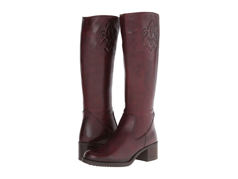 Summit White Mountain - Calverton (Burgundy) Women's Boots