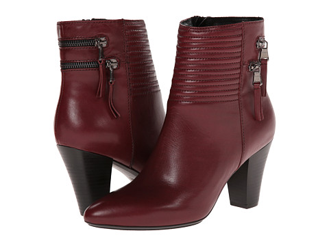 Summit White Mountain - Novato (Bordeaux) Women's Zip Boots