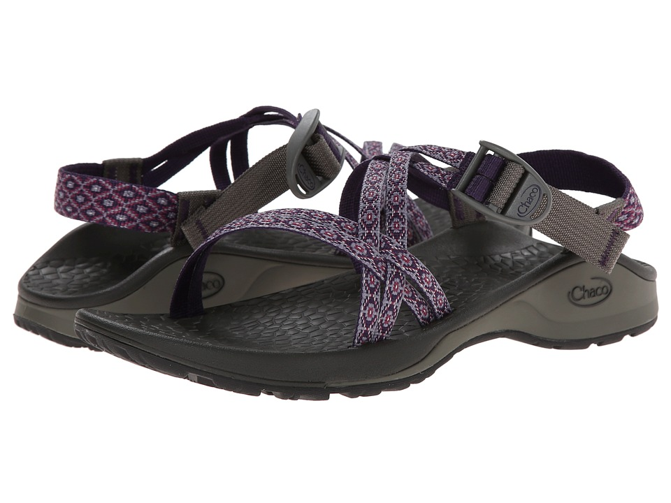 Chaco Updraft Ecotread X (Violet Rows) Women