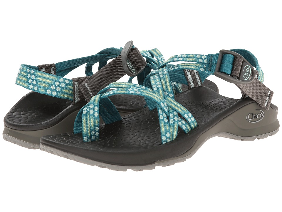 Chaco - Updraft EcoTread X2 (Yellow Beams) Women