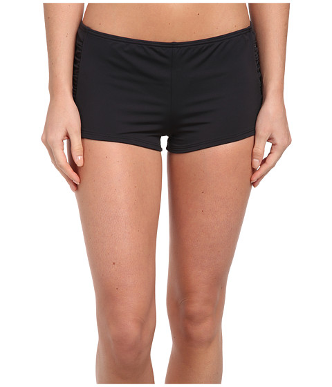 Tommy Bahama - Pearl Solids Hot Short (Black) Women