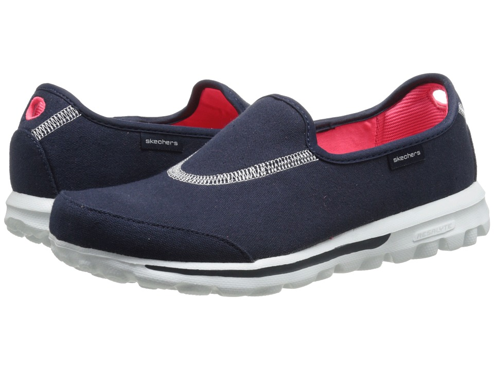 SKECHERS Performance - Go Walk - Extend (Navy) Women