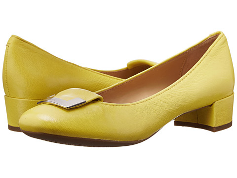 Geox - D Carey 12 (Light Yellow) Women