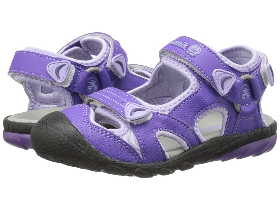 Kamik Kids - Beluga (Little Kid/Big Kid) (Purple) Girl's Shoes