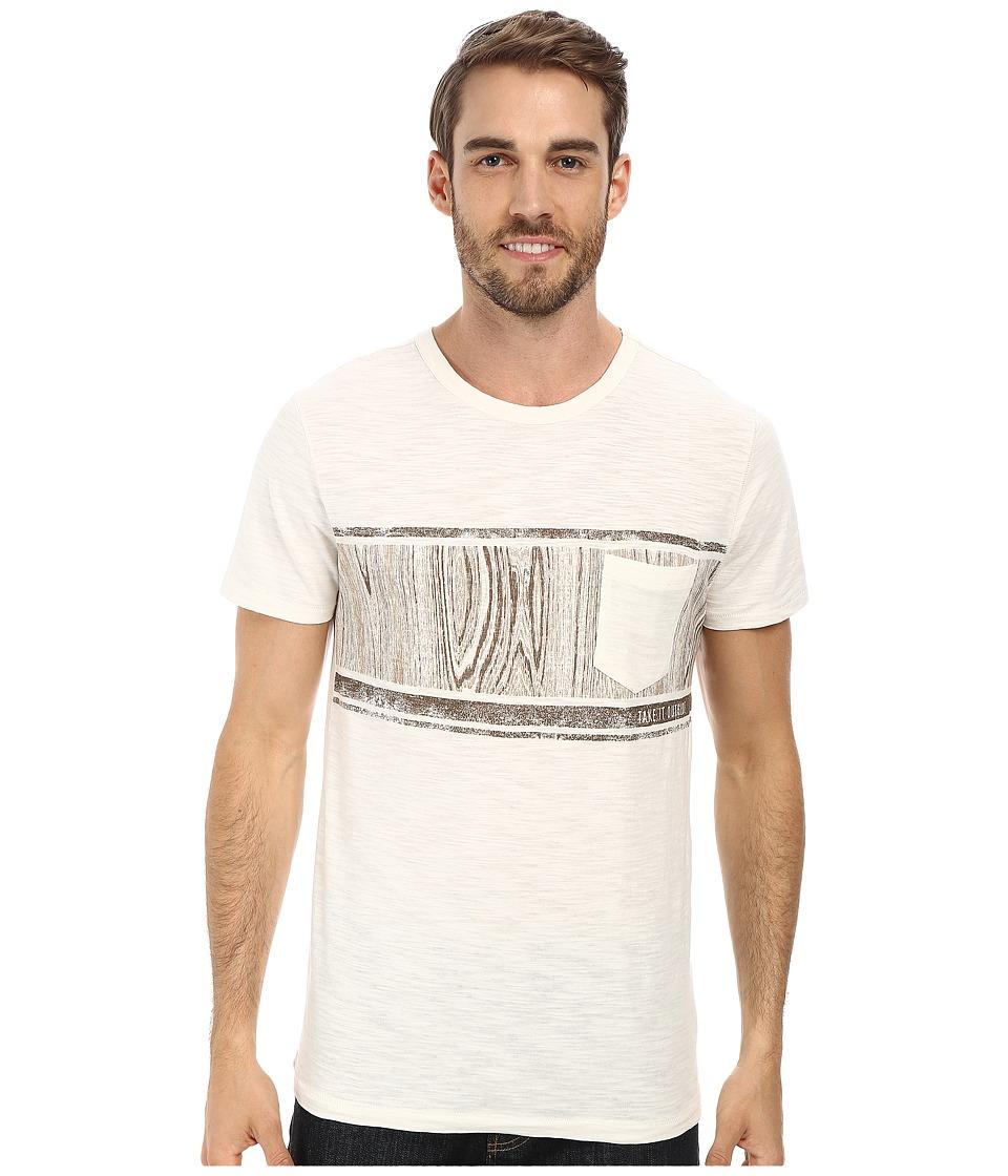 Life is Good - Slub Pocket Tee (Simply Ivory 2) Men's T Shirt