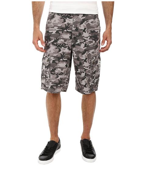 Life is good - 12 Cargo Shorts (Stone Grey) Men