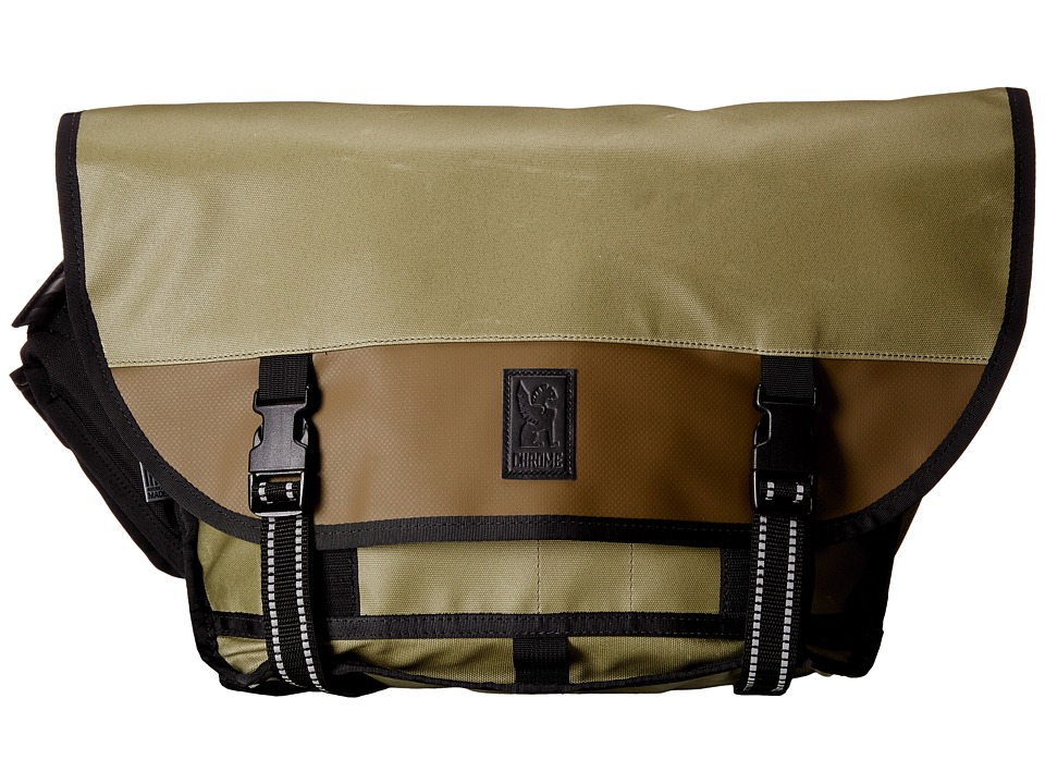 Chrome - Mini Metro Messenger (Olive) Messenger Bags