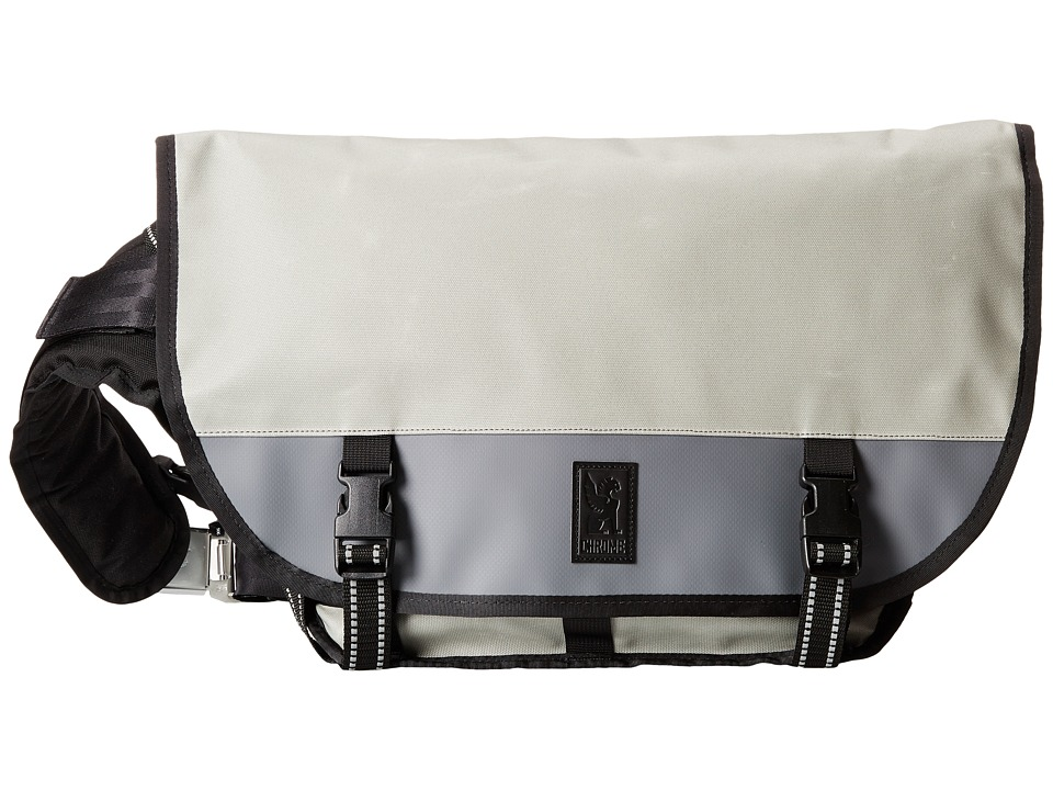 Chrome - Mini Metro Messenger (Grey) Messenger Bags