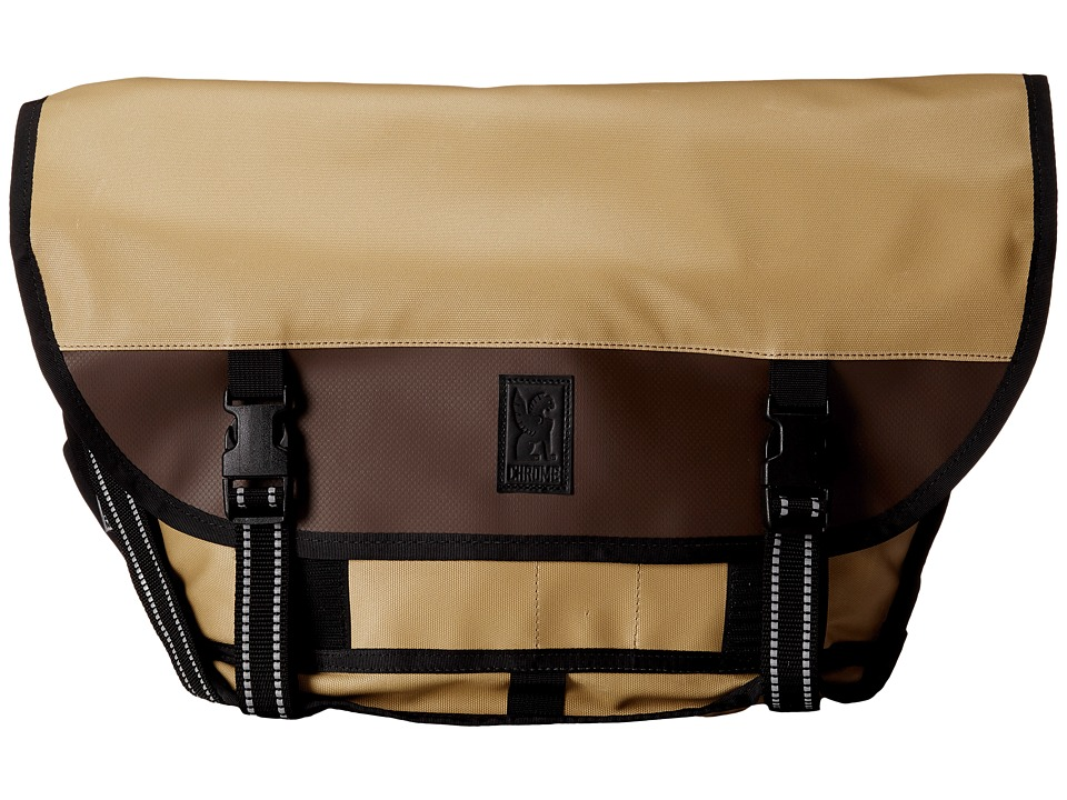Chrome - Mini Metro Messenger (Brown) Messenger Bags