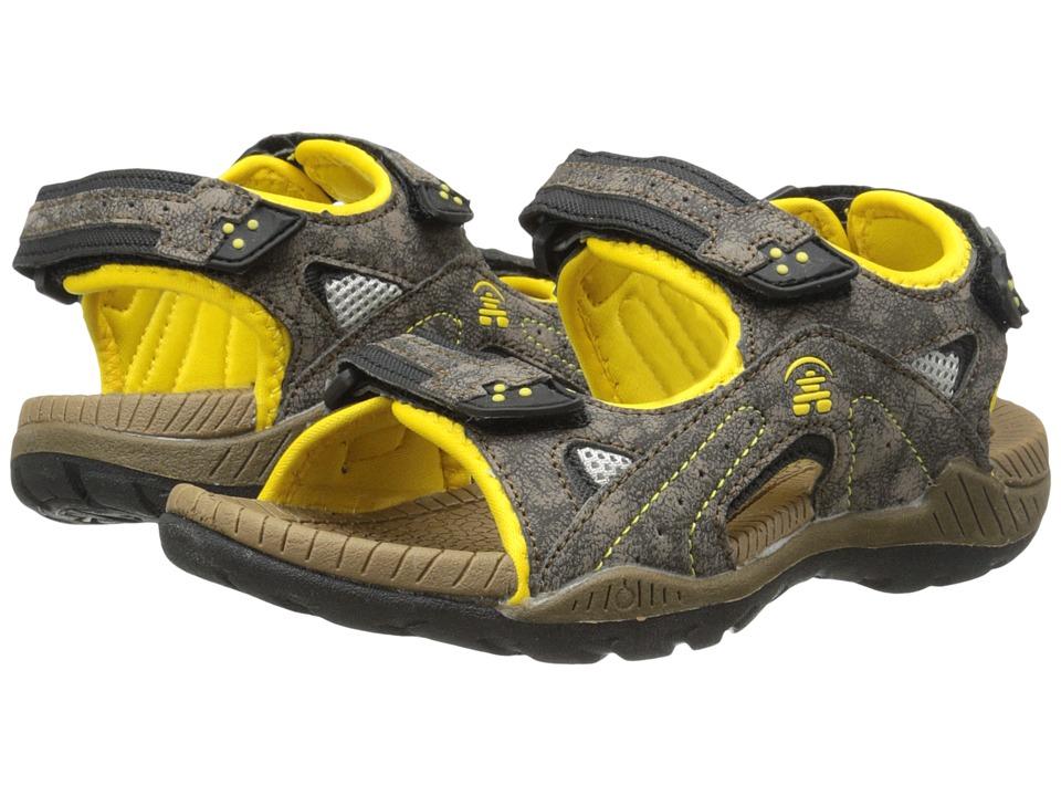 Kamik Kids - Lobster (Little Kid/Big Kid) (Yellow) Girls Shoes