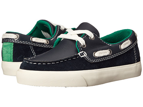 Clarks Kids - Club Ocean (Toddler/Little Kid) (Navy) Boy's Shoes