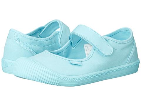 Palladium Kids - Flex MJ M TO (Little Kid) (Blueberry) Girls Shoes
