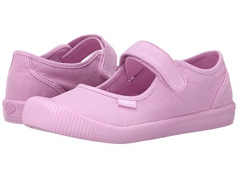 Palladium Kids - Flex MJ M TO (Little Kid) (Lavender) Girls Shoes