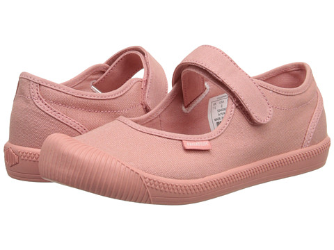 Palladium Kids - Flex MJ M TO (Little Kid) (Raspberry) Girls Shoes