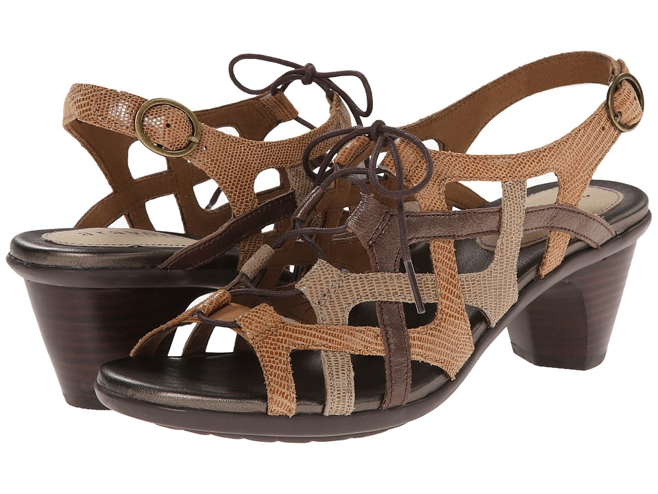 Aravon - Miranda-AR (Tan) Women's Shoes