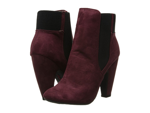 Pink & Pepper - Pearll (Deep Wine) Women's Dress Pull-on Boots