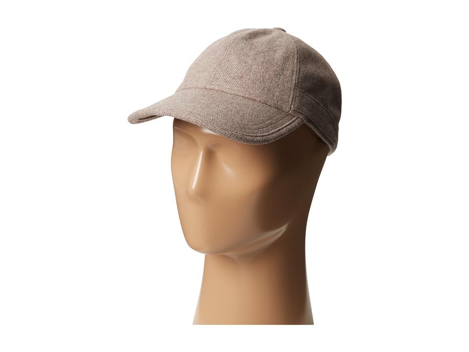 Hat Attack - Shetland Cap (Taupe) Caps