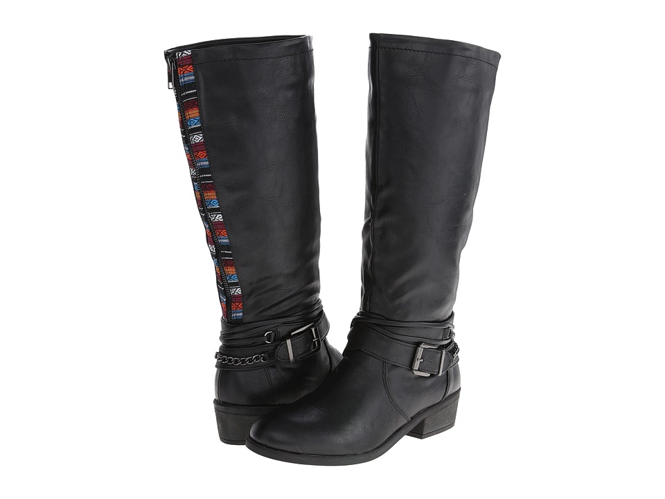 Pink & Pepper - Robbin (Black) Women's Boots