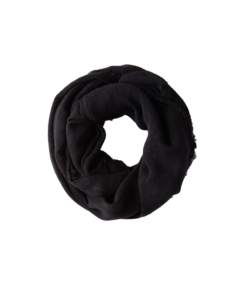 Hat Attack - Classic Everyday Loop (Black) Scarves