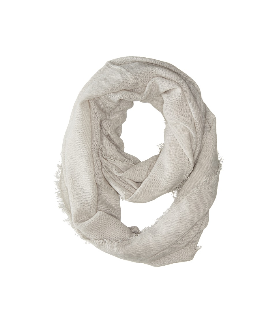 Hat Attack - Classic Everyday Loop (Light Grey) Scarves