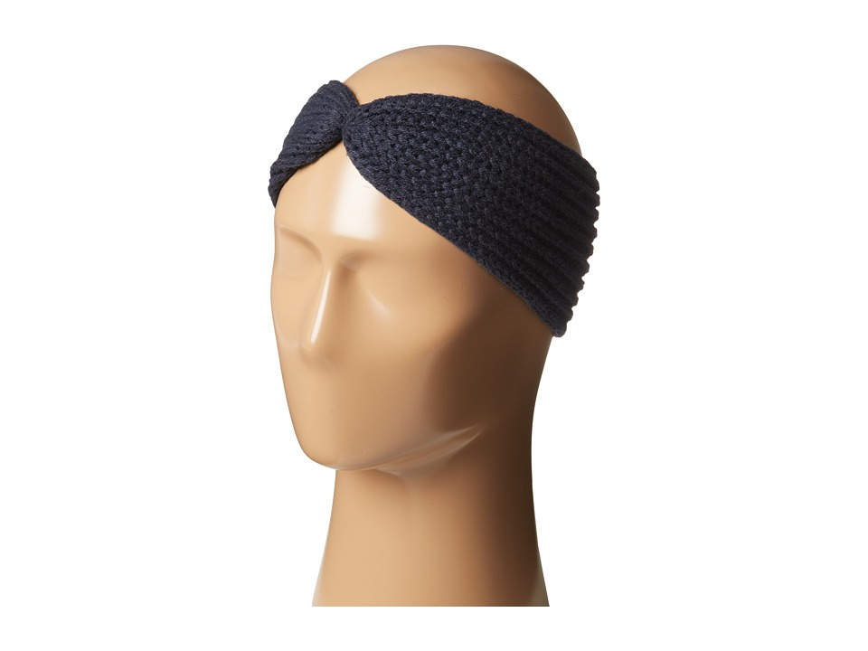 Hat Attack - Turban Headband (Navy) Headband