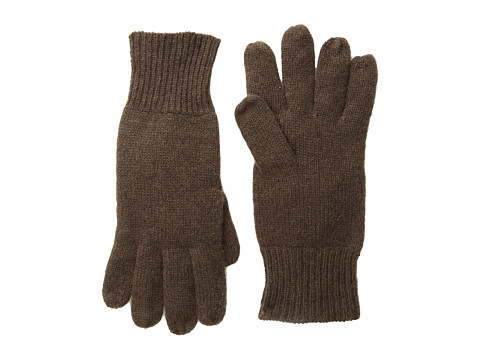 Hat Attack - Cashmere Glove (Chocolate) Dress Gloves