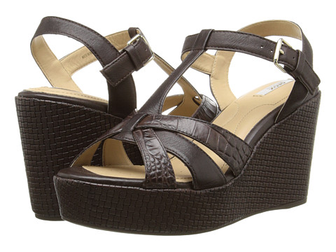 Geox - D Jaleah (Coffee) Women's Shoes