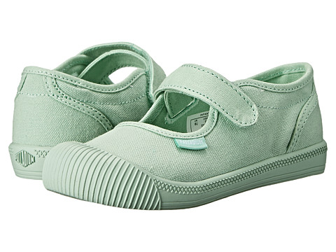 Palladium Kids - Flex MJ M TO (Toddler) (Pistachio) Girls Shoes