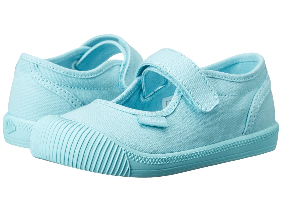Palladium Kids - Flex MJ M TO (Toddler) (Blueberry) Girls Shoes