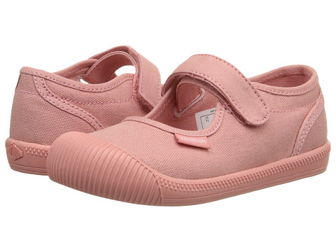 Palladium Kids - Flex MJ M TO (Toddler) (Raspberry) Girls Shoes