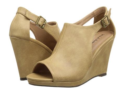Michael Antonio - Audrey (Natural) Women's Wedge Shoes