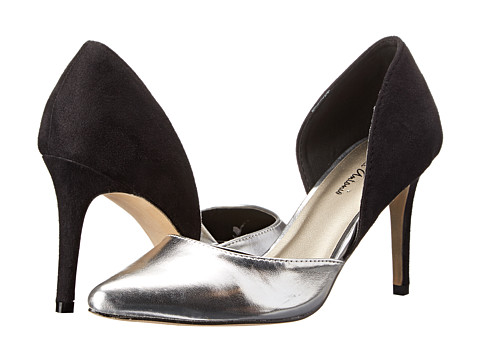 Michael Antonio - Lanza Metallic (Silver (Black)) High Heels