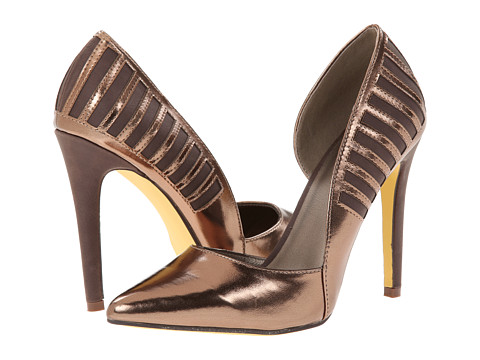Michael Antonio - Lawford Metallic (Bronze) High Heels