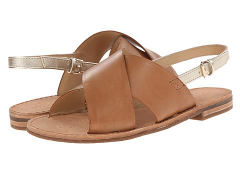 Geox - D Jolanda 2 (Biscuit/Beige) Women's Sandals