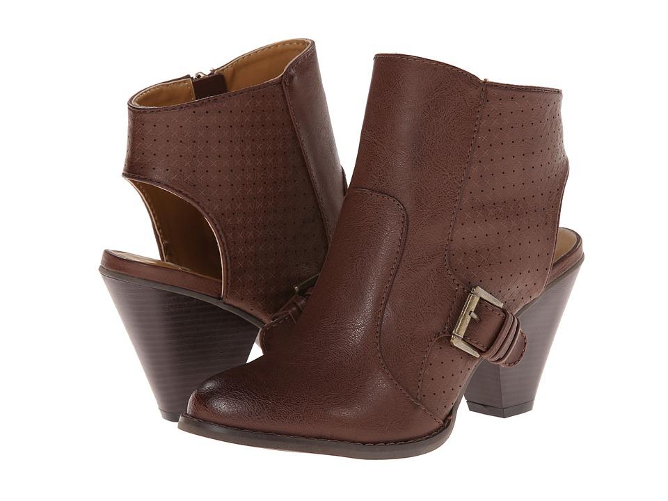 DOLCE by Mojo Moxy - Aragon (Chocolate) High Heels