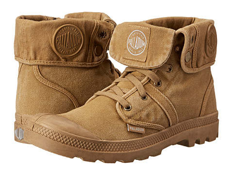 Palladium - Pallabrouse Baggy (Woodlin/Honey Mustard) Women