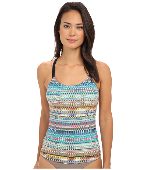 Next by Athena - Soul Energy Tankini (Black) Women